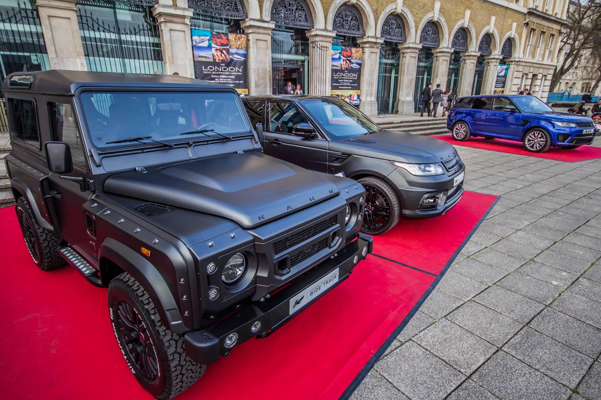 London Yacht, Jet & Prestige Car Show 2015
