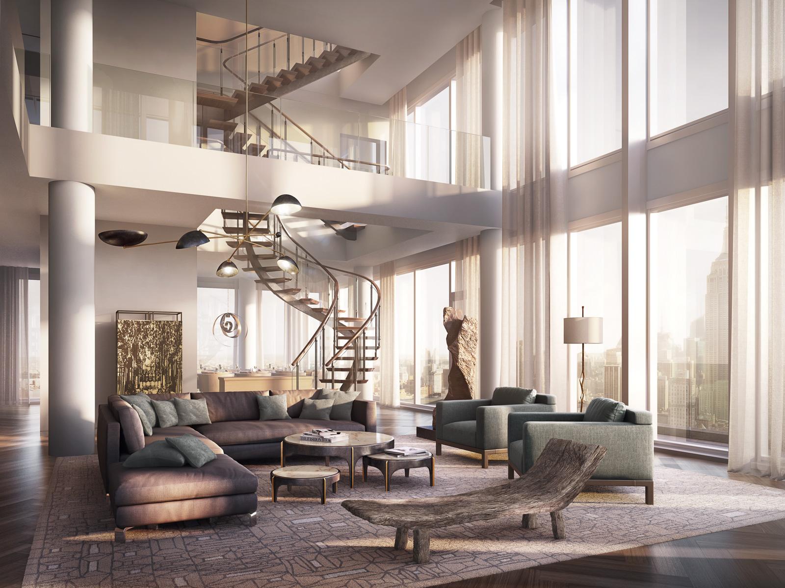 Manhattan One Madison Rupert Murdoch penthouse 2
