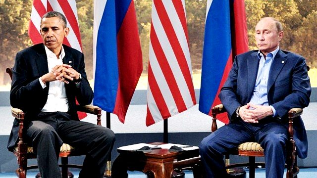 Obama Putin