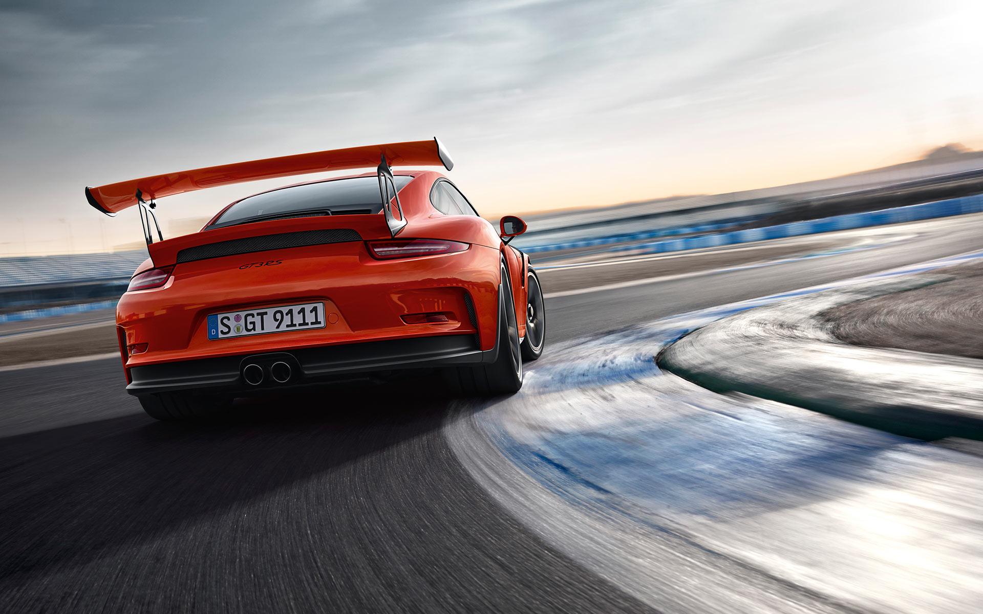Porsche 911 GT3 RS 5