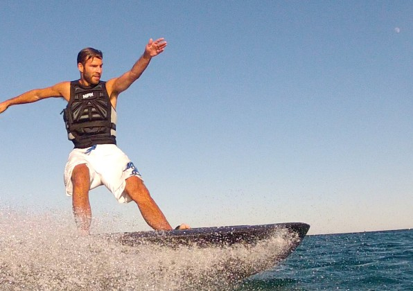 Электровейкборд для серфинга Radinn Wakejet Cruise