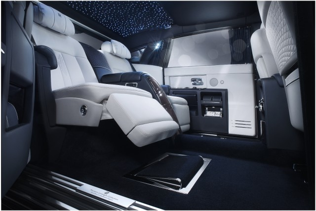 Люкскар Rolls-Royce Phantom Limelight