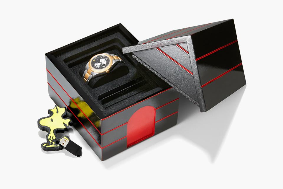 Креативные часы Snoopy от BWD & Rodnik Band