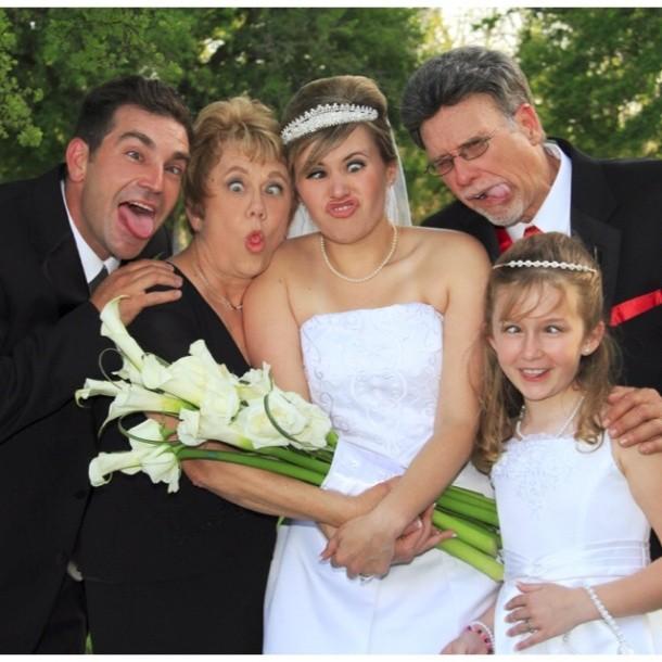 фото смешная свадьба