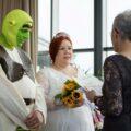 Самые смешные свадебные фотографии