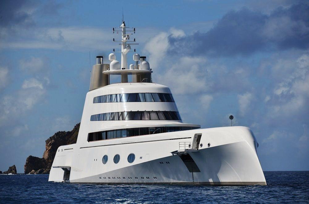 покупке самые большие яхты в мире фото пространство вашего