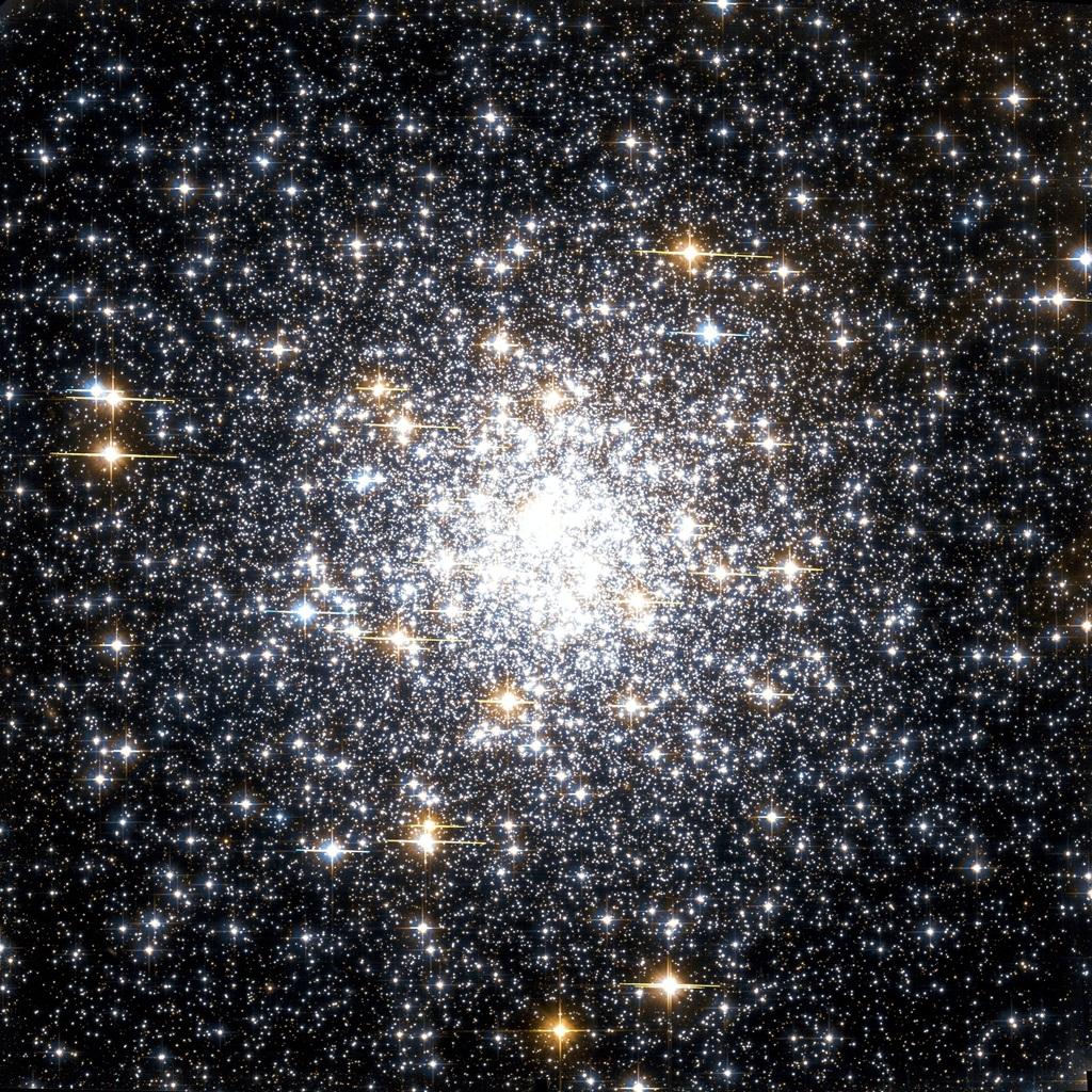 23 Globular cluster Messier 69