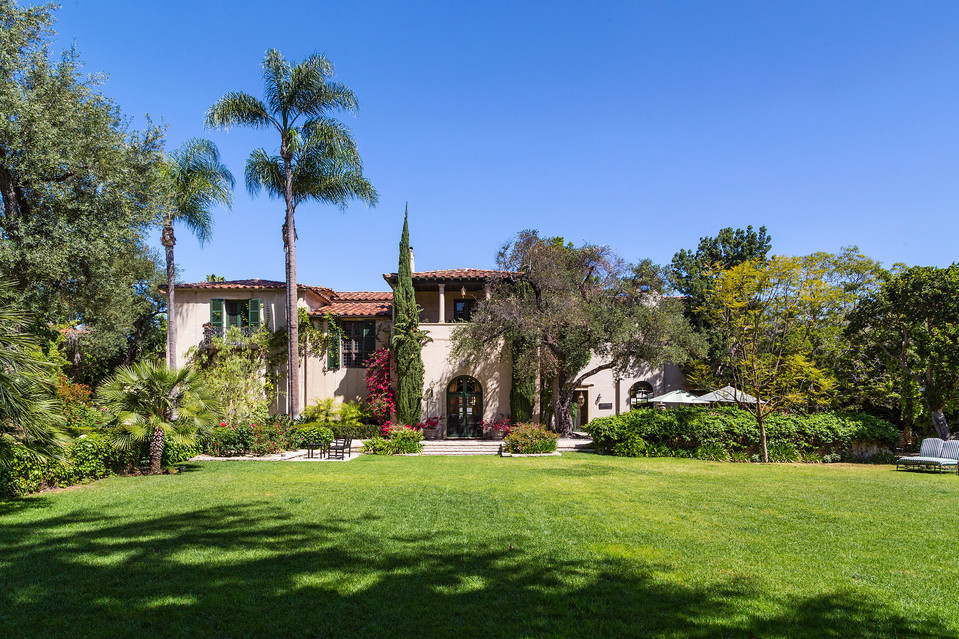 Antonio Banderas and Melanie Griffith estate