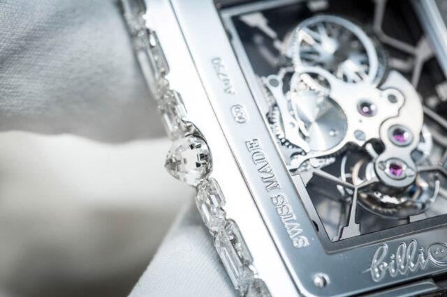 Бриллиантовые часы Миллиардер от Jacob & Co.