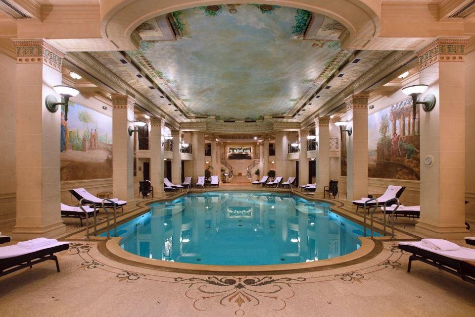 Гостиница Ritz Paris открыла резервацию