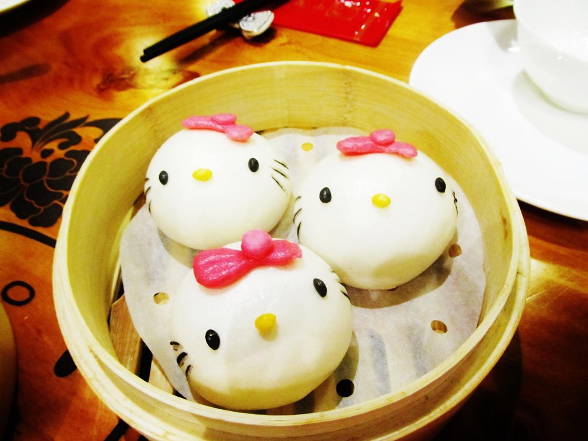 Ресторан Hello Kitty в Гонконге