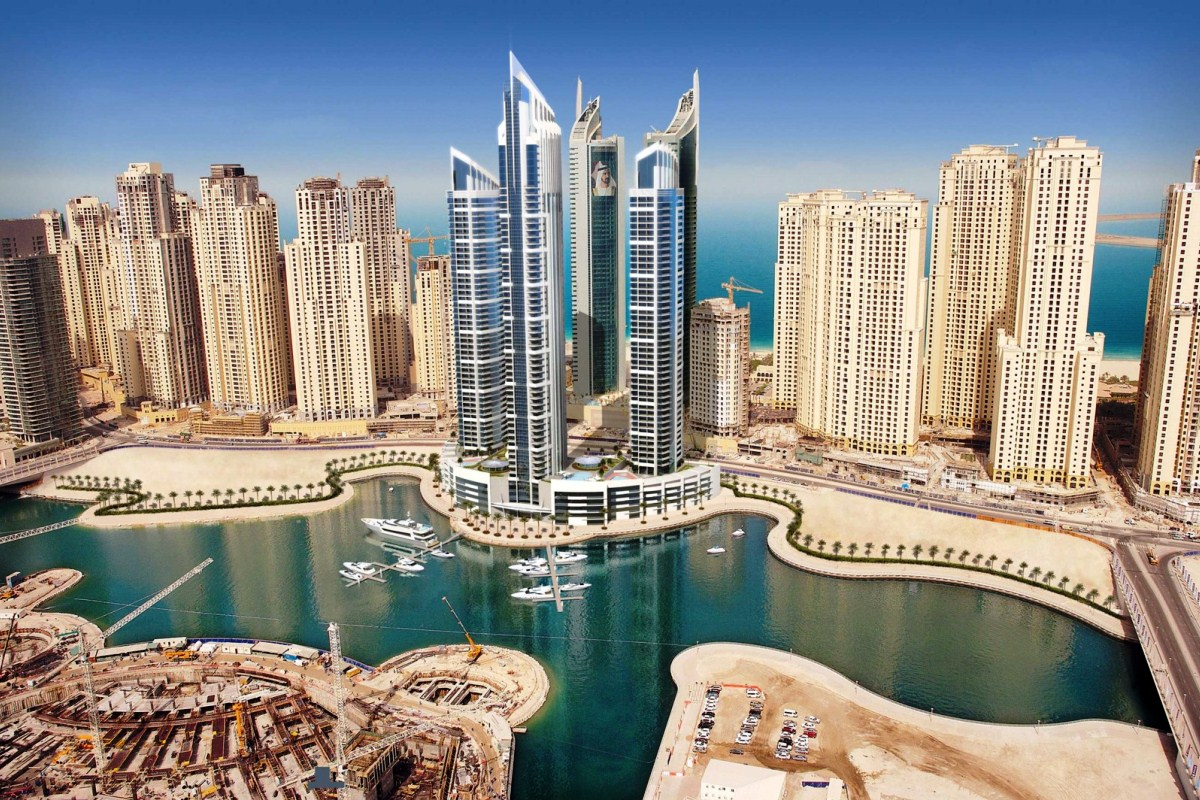InterContinental Dubai Marina 2
