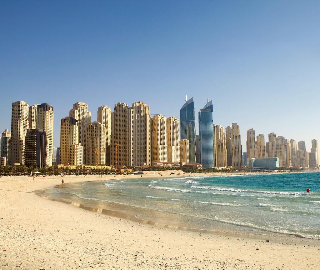 Отель InterContinental Dubai Marina в Дубае