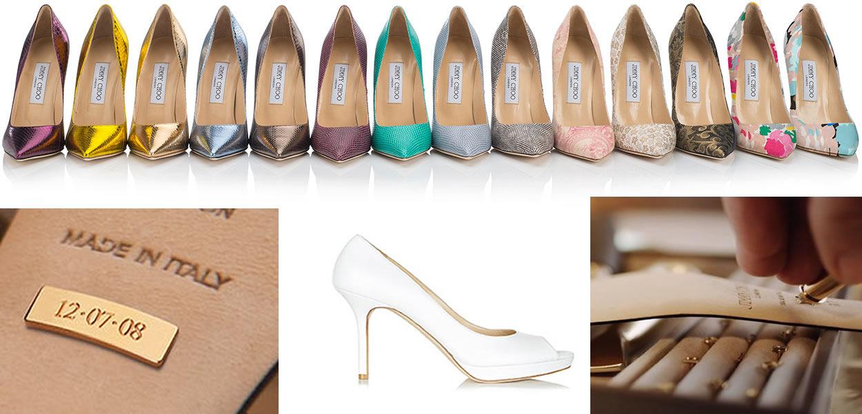 Jimmy Choo Made-to-Order 2015 - туфли твоей мечты!