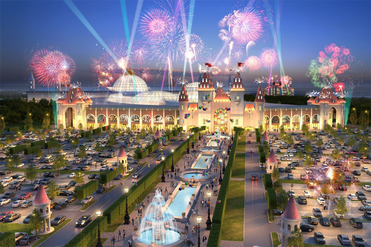 Moscow Disney DreamWorks