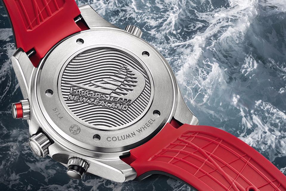 OMEGA Seamaster Diver 300M ETNZ 5