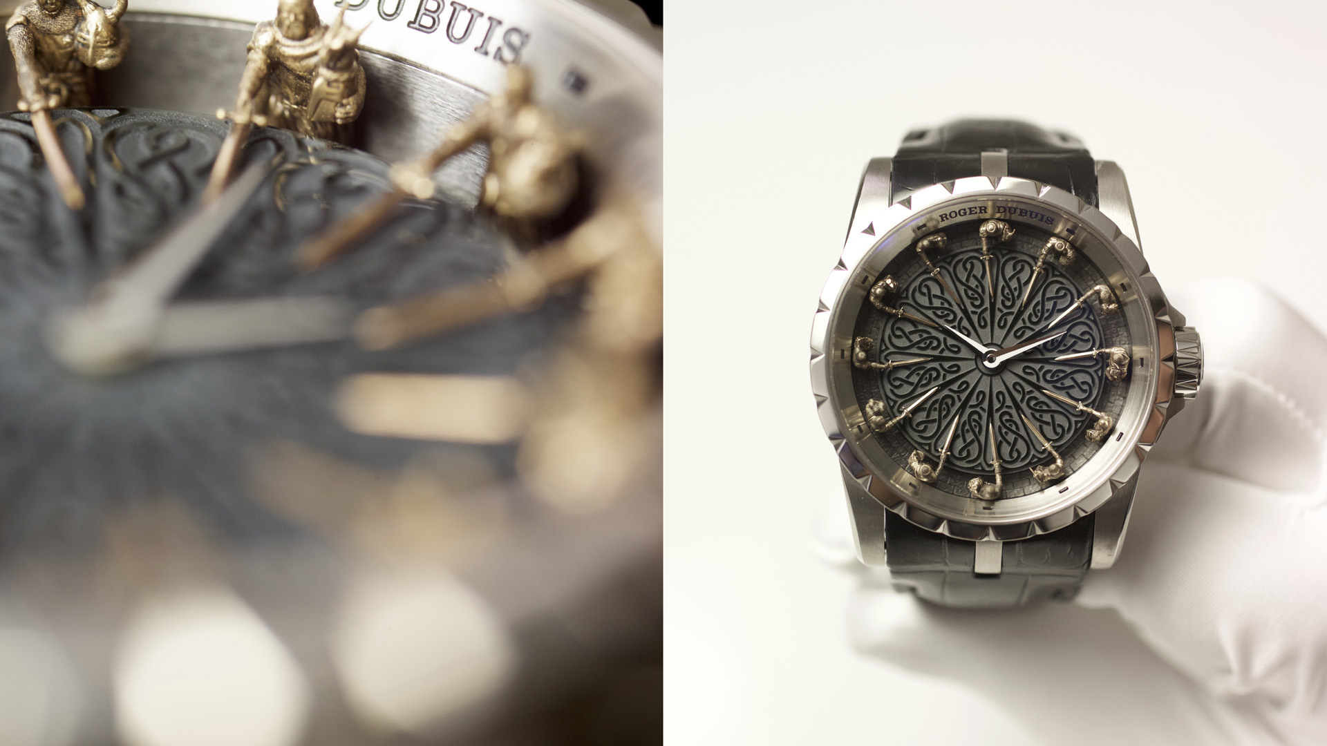 Roger Dubuis Excalibur Knights of the Round Table II: неустаревающая легенда.