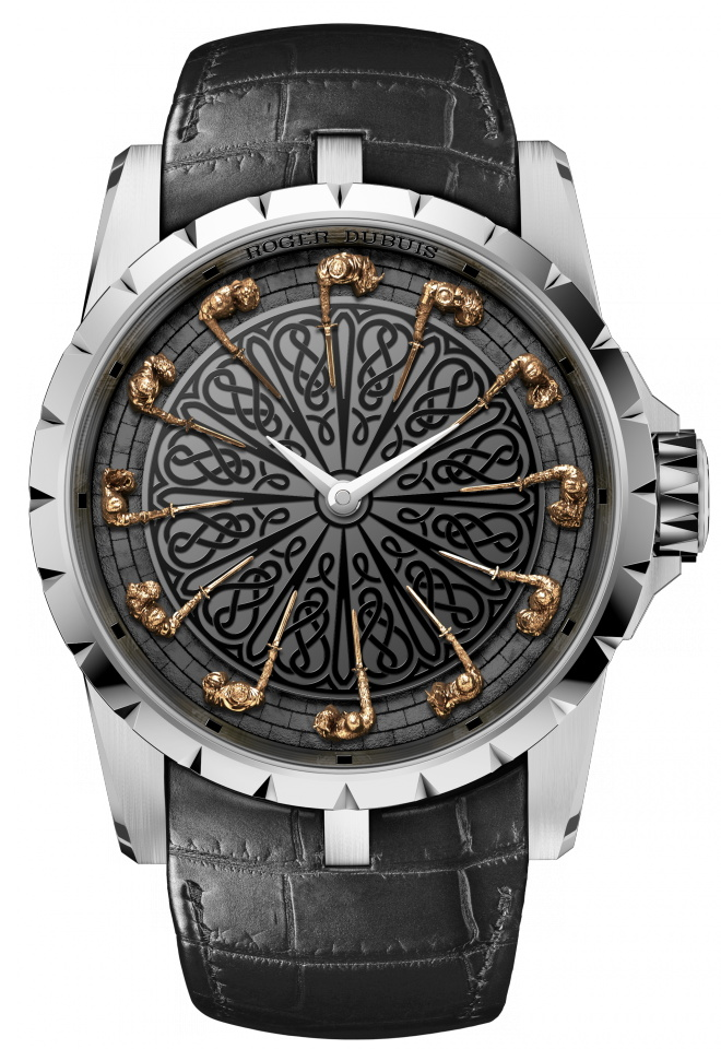 Roger Dubuis Excalibur Knights of the Round Table two 3