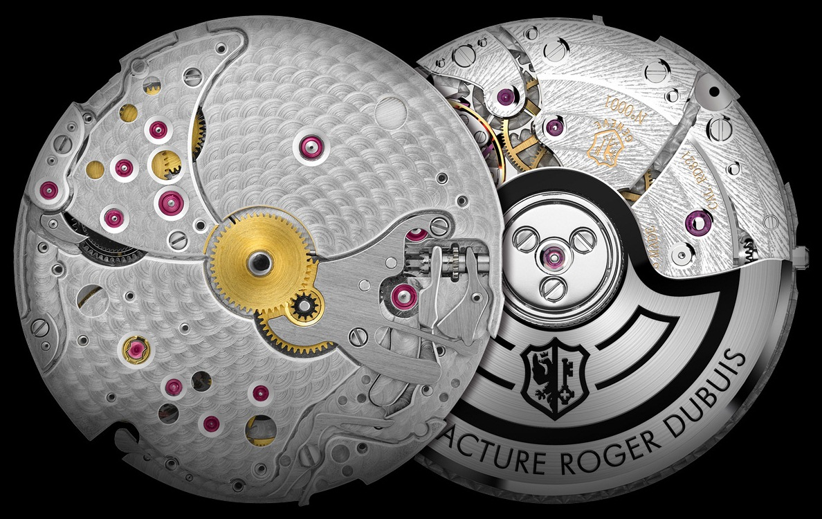 Roger Dubuis Excalibur Knights of the Round Table two 7