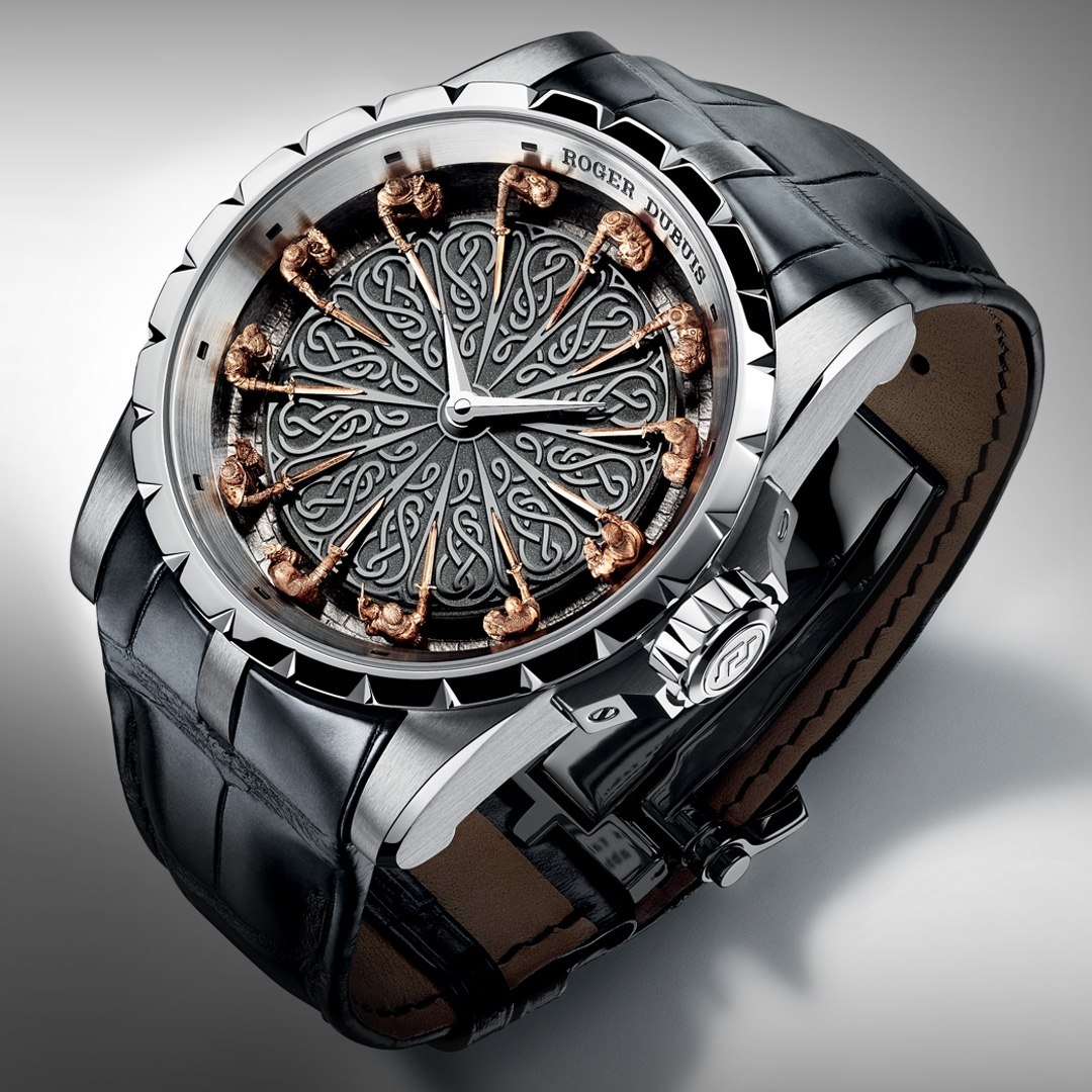 Roger Dubuis Excalibur Knights of the Round Table two
