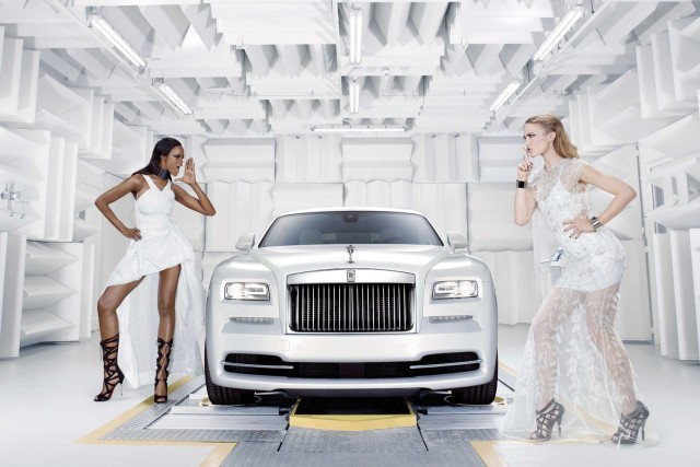 Модный Rolls-Royce Inspired by Fashion