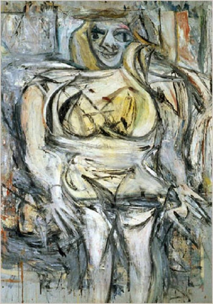 Woman 3 Willem Kooning