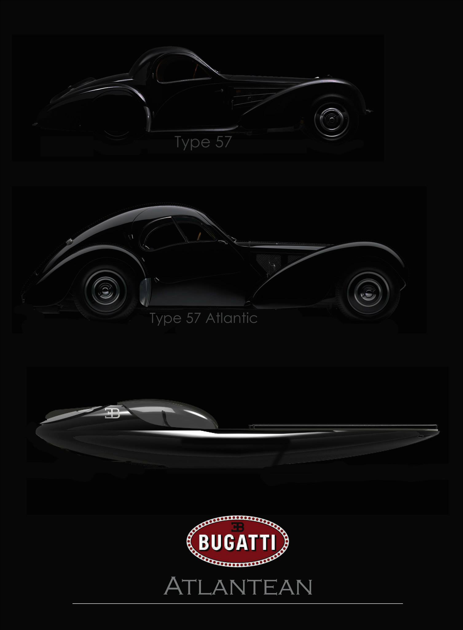 Bugatti Atlantean Racing Yacht 2