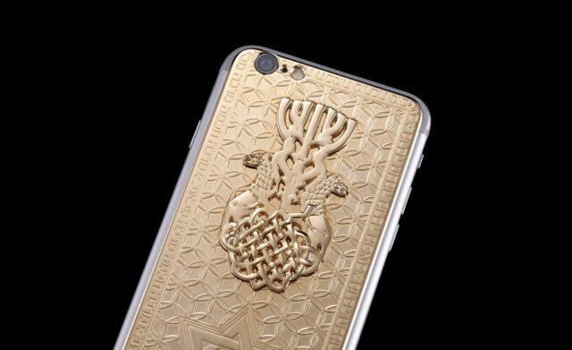 iPhone со «Звездой Давида»