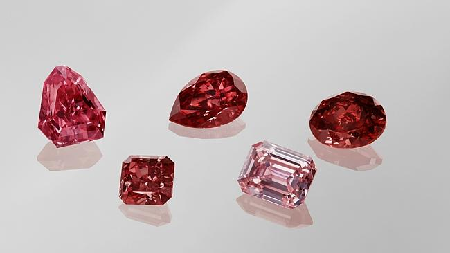 Diamonds Rio Tinto