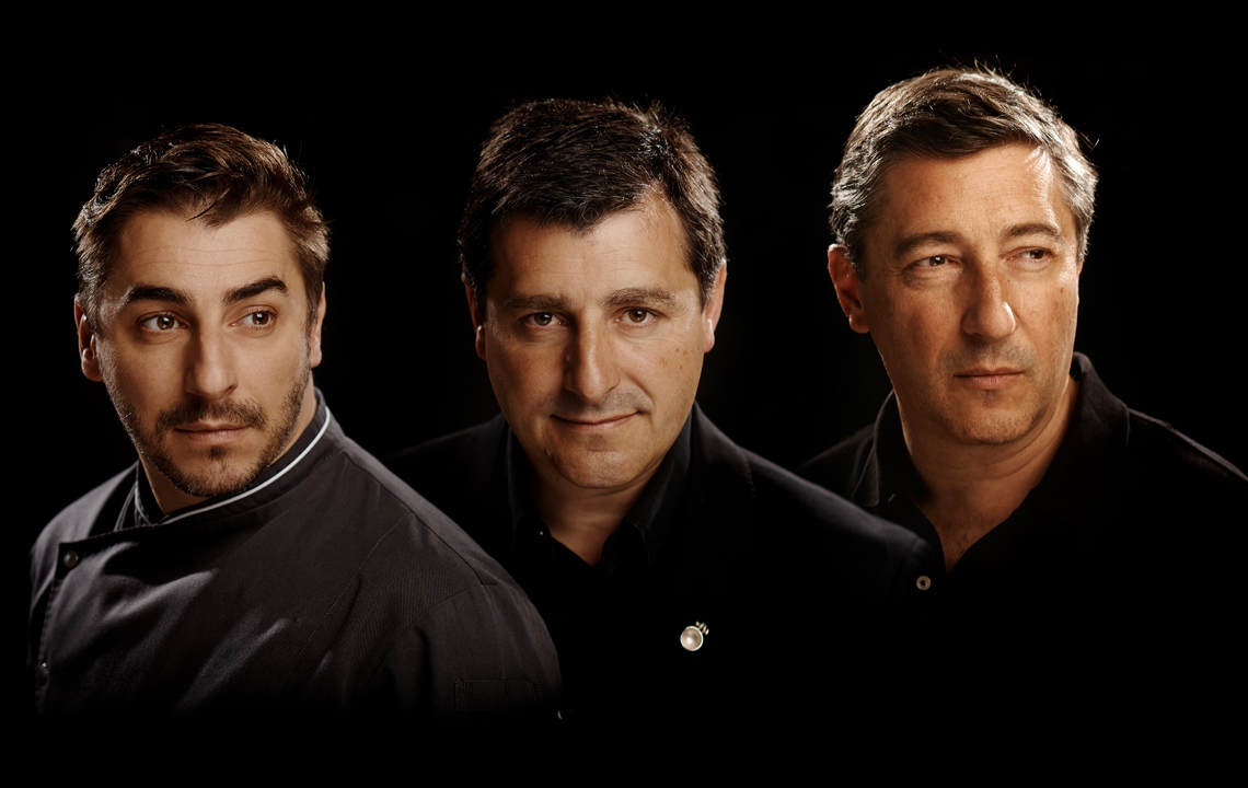 El Celler de Can Roca brothers