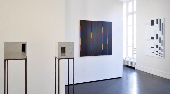 2013 - Galerie Lahumière - 2