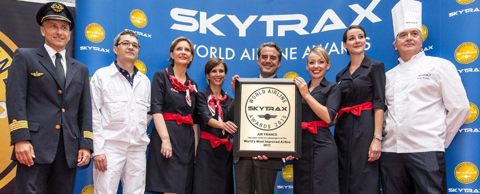 Skytrax World Airline Awards 2015