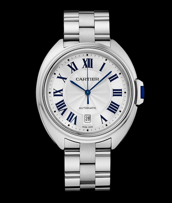Часы Clé de Cartier - новое видение элегантности