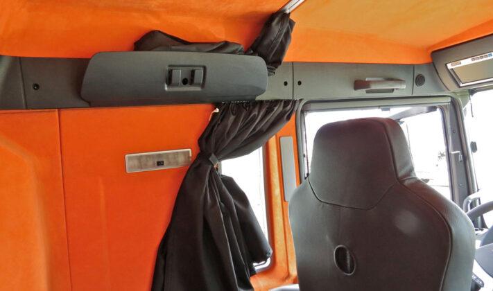 Action Mobil Global XRS 7200 - люксовый грузовик