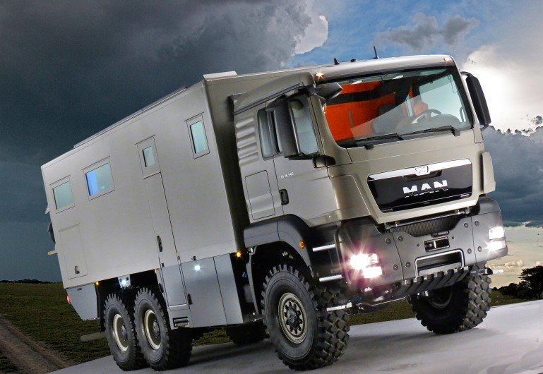 Action Mobil Global XRS 7200