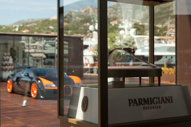 Бутик Bugatti в Порто-Черво