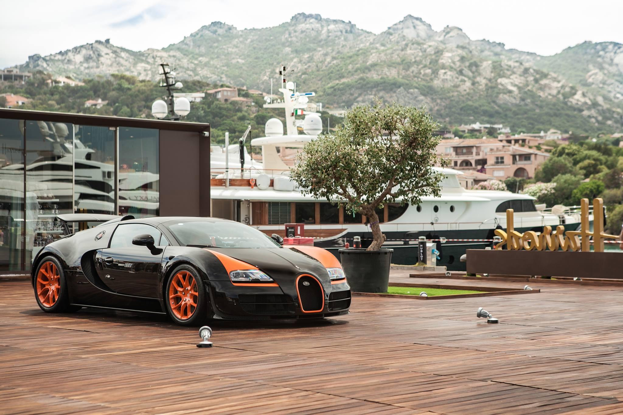 Bugatti lifestyle store Porto-Cervo