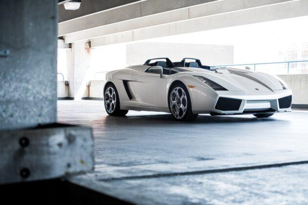 Легендарный Lamborghini Concept S уйдет с молотка