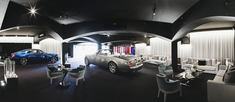 Porto-Chervo Rolls-Royce