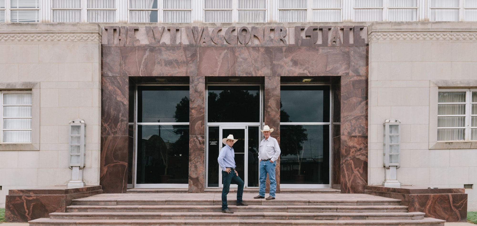 Офисное здание Ваггонер