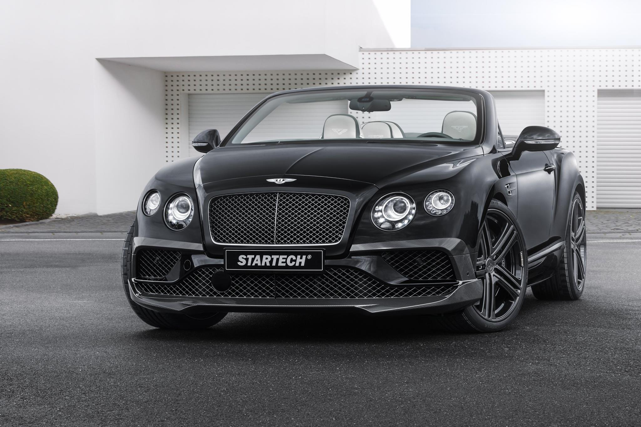 Bentley Continental Carbon by Startech