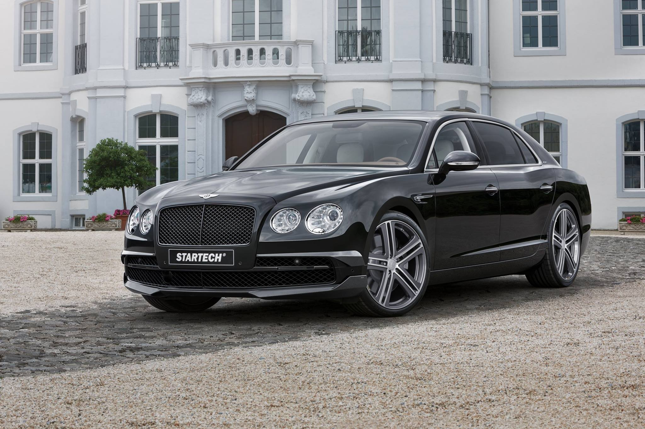 Bentley Flying Spur by Startech