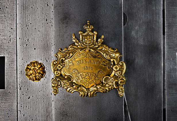 Легендарный сейф короля Виктора Эммануила II от Döttling