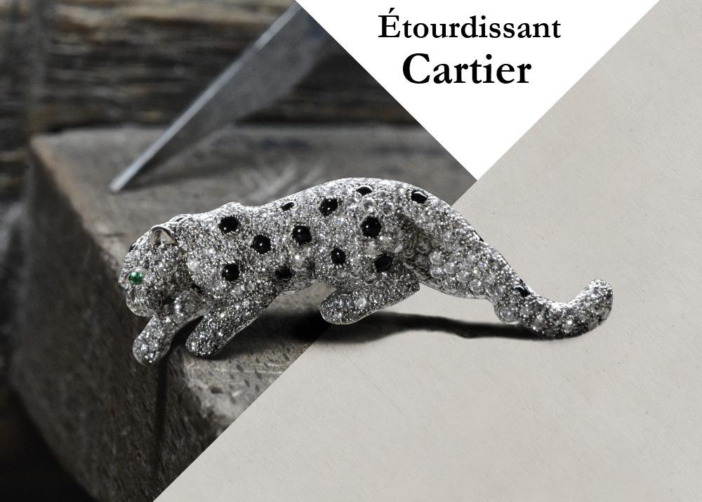 Etourdissant Cartier