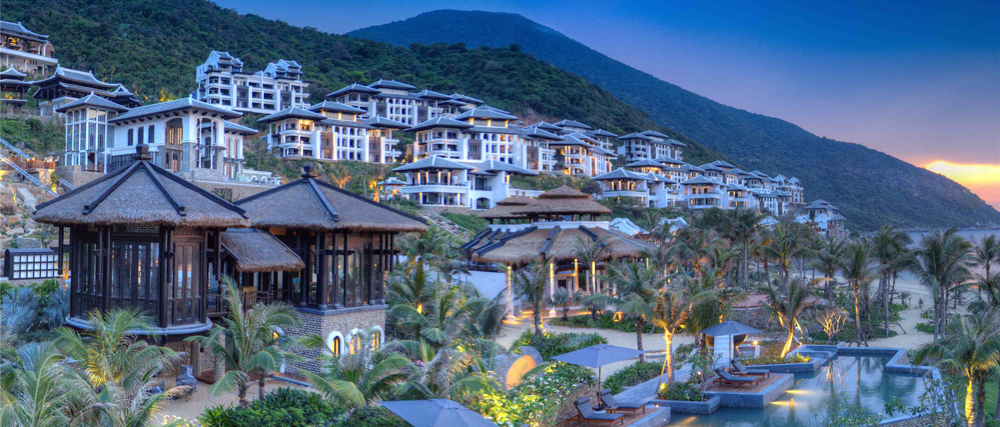 Курорт InterContinental Danang Sun Peninsula Resort