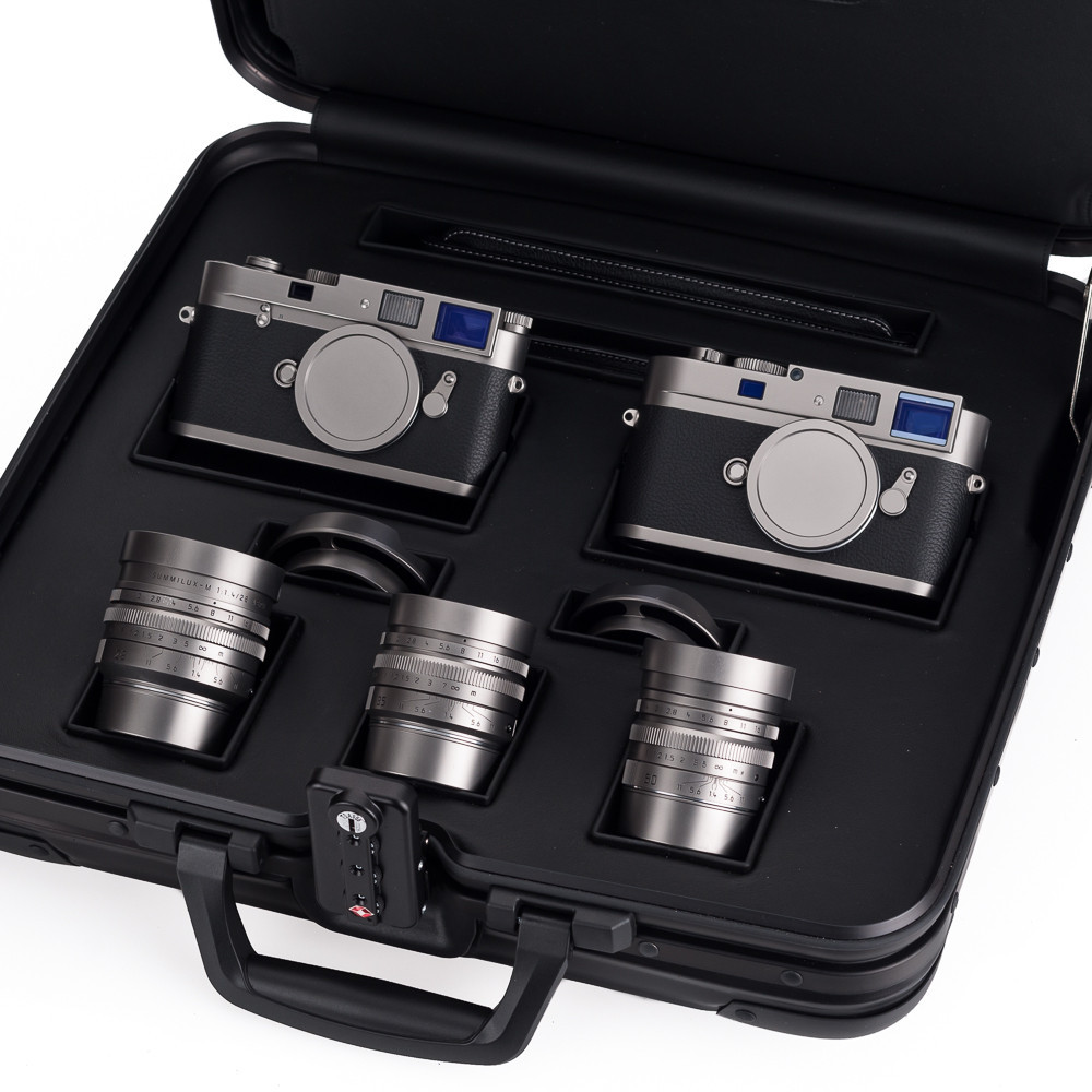 Leica M Null Series Camera Kit