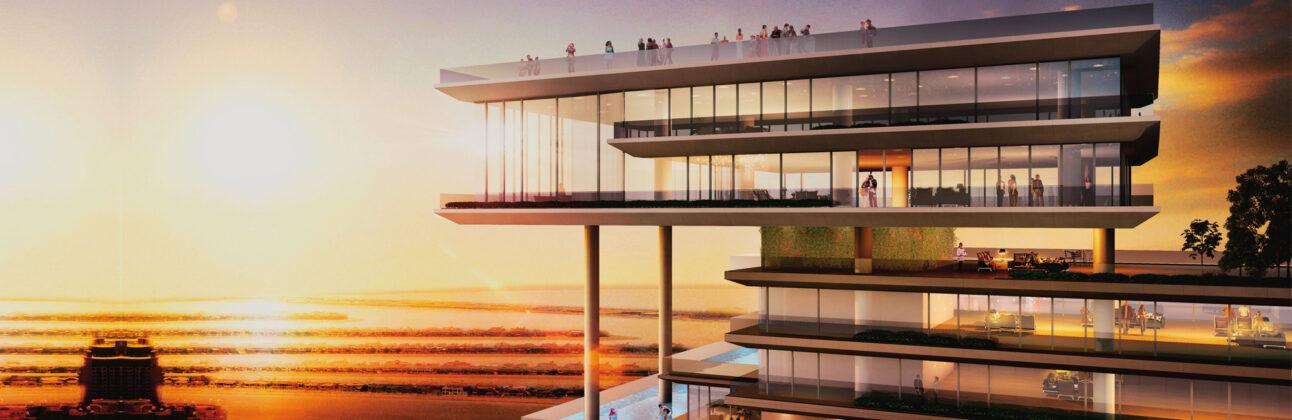 Самый дорогой пентхаус в Дубае за  млн