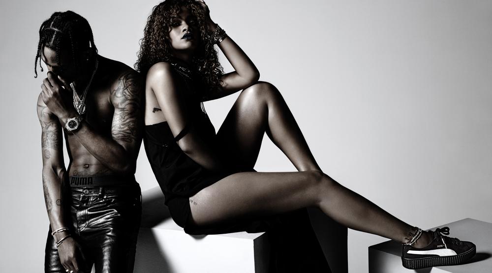 Puma Creeper by Rihanna