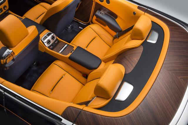 Rolls-Royce Dawn - бескомпромиссная роскошь в автомире