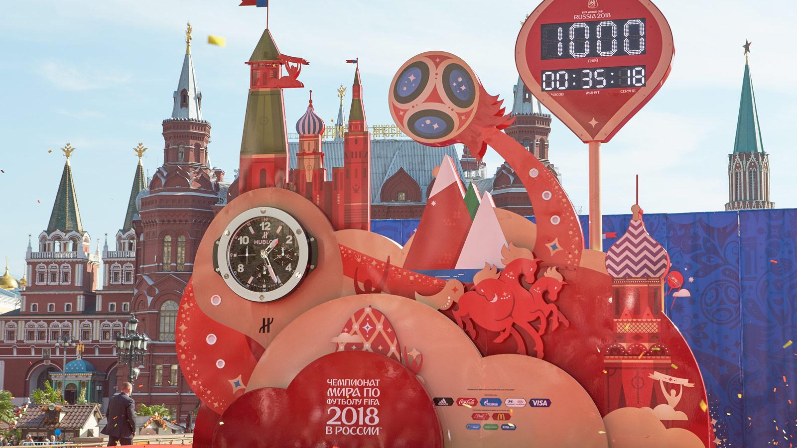 Russia fifa 2018
